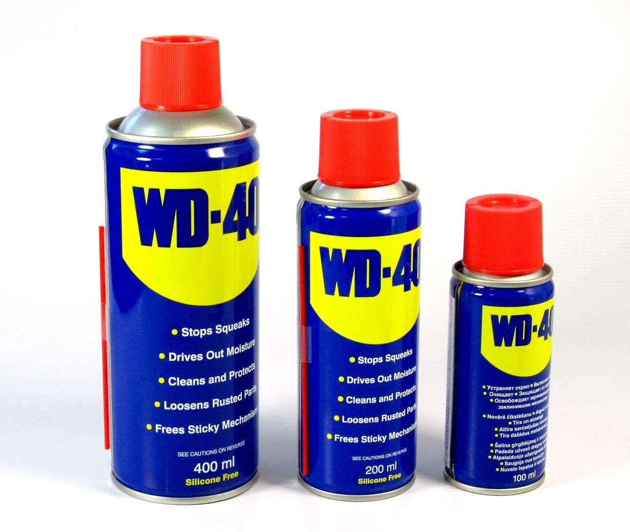 Смазка проникающая WD-40/Универсальное средство ...